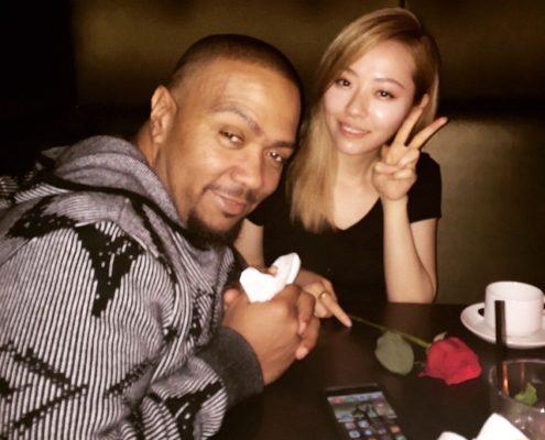 Jane Zhang e Timbaland