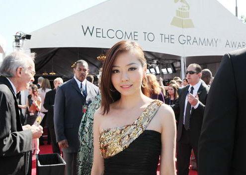 Jane Zhang Grammy 2011