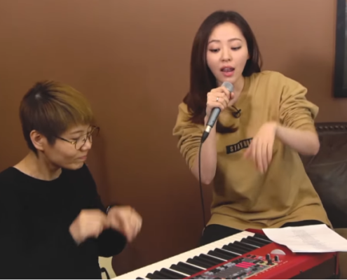 Jane Zhang - Dust My Shoulders Off (Acoustic Version)