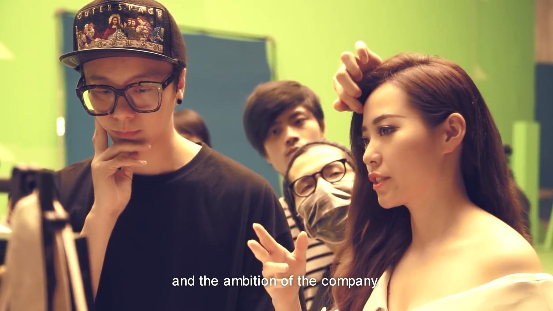 Jane Zhang - Dust My Shoulders Off - Behind the Scenes