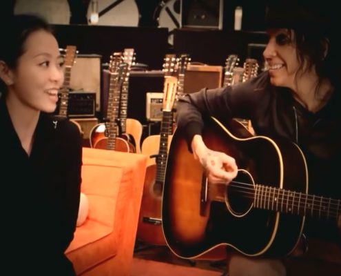 Jane Zhang & Linda Perry