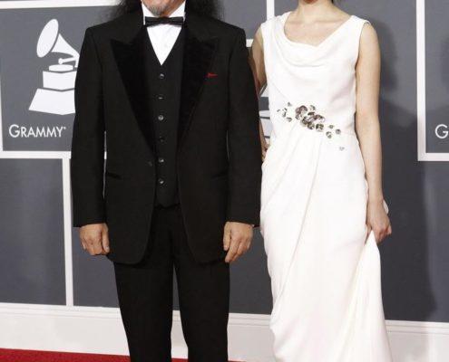 Kitaro e Jane Zhang Grammy 2010