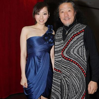 Kitaro e Jane Zhang concerto Singapore 2009