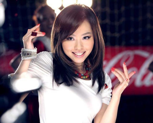 Jane Zhang: Wavin' Flag