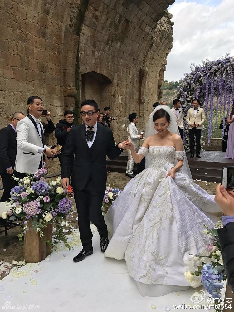 Jane Zhang divorzio