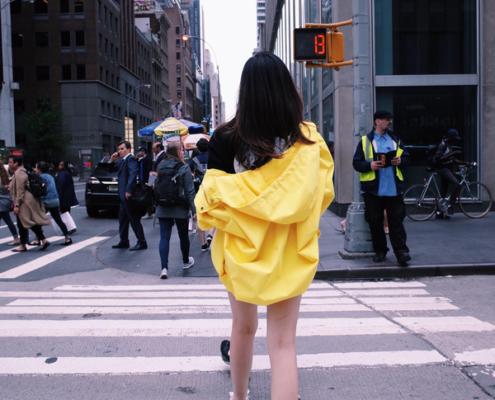Jane Zhang Billboard Day New York
