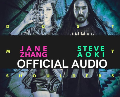 Dust My Shoulders Off Steve Aoki Remix Official Audio