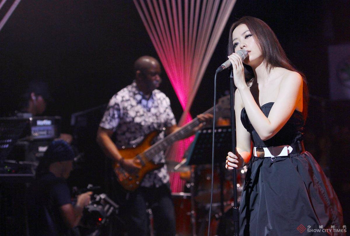 Jane Zhang At Last (Listen To Jane Z Live - 2012) - Jane Zhang soul