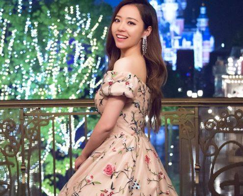 Jane Zhang canta per l'inaugurazione del Disney Shanghai Resort
