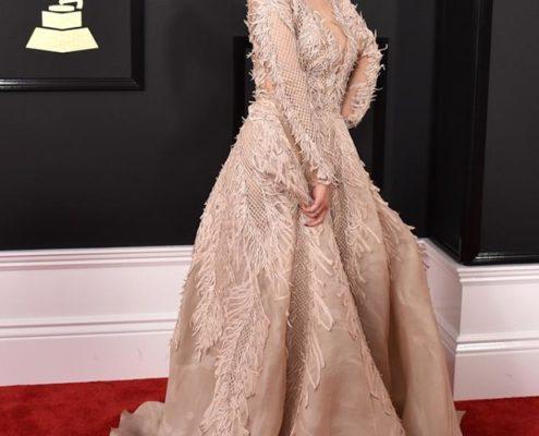 Jane Zhang ai Grammy Awards 2017