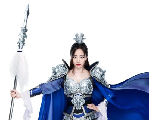 """Jane Zhang scrive e canta la theme song """"Amazing"""" per il nuovo gioco Three Kingdoms 2017"""
