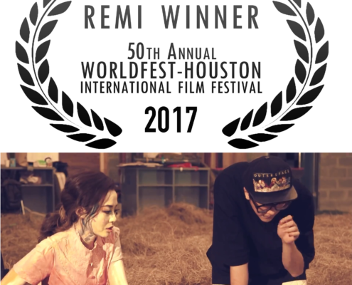 Il video di Dust My Shoulders Off è Platinum Remi Award al WorldFest di Houston