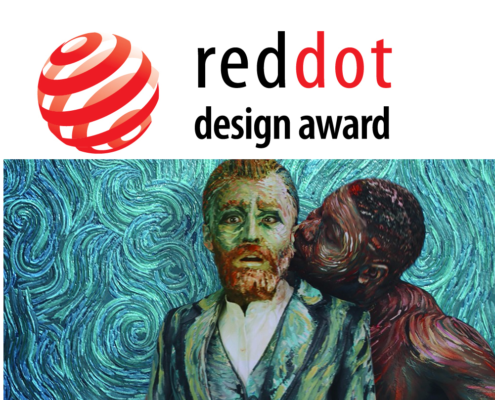 """Il video """"Dust My Shoulders Off"""" vince il premio """"Best Of The Best"""" al Red Dot Design Award 2017"""