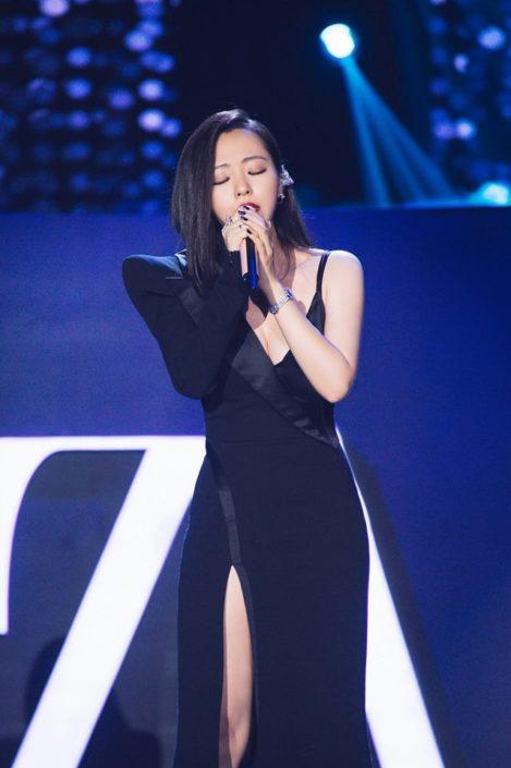 Jane Zhang - Bazaar Charity Night 2017