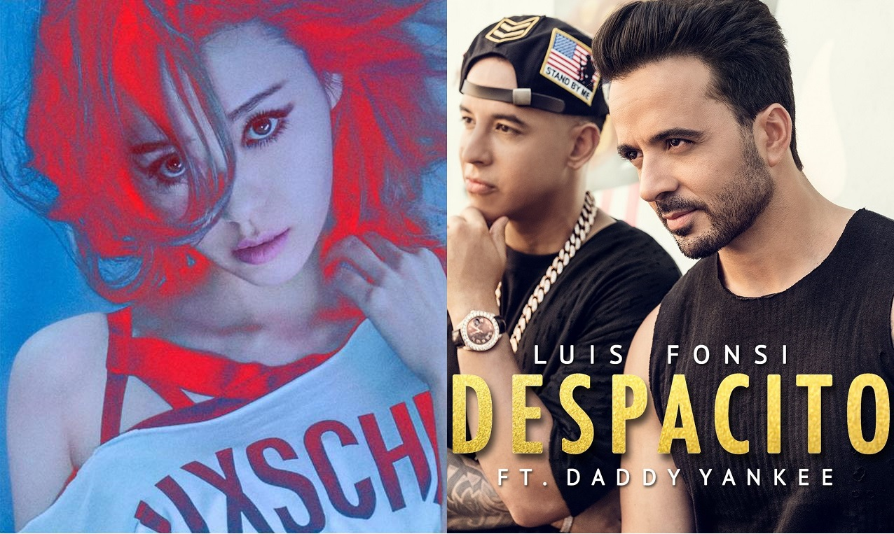 Luis Fonsi vs. Jane Zhang: Dust My Shoulders Off & Despacito