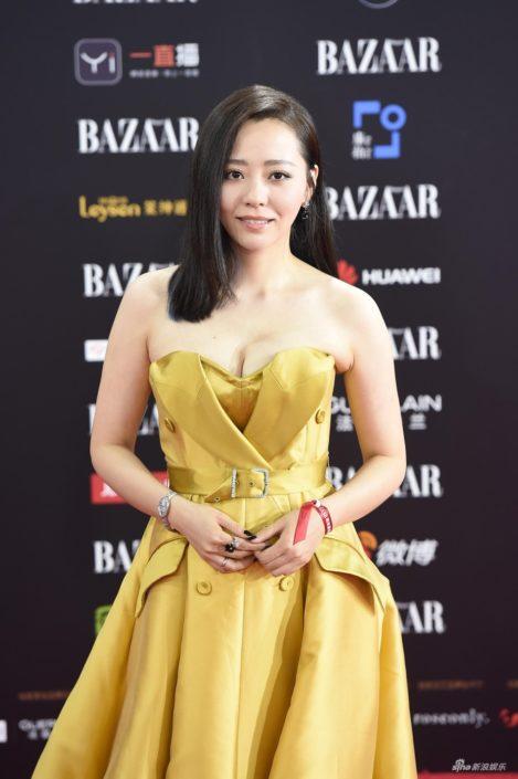 Jane Zhang BAZAAR autoambulanze