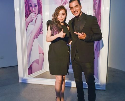jane zhang and madonna dancers Jane Zhang Forever - Jane Zhang e Timor Steffens