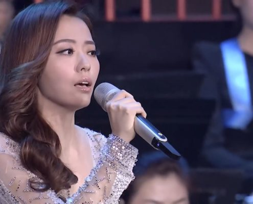 Jane Zhang The Diva Dance