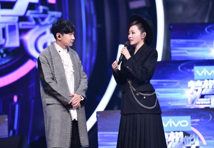 Jane Zhane e JJ Lin Jane Zhang and JJ Lin duet