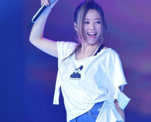 Jane Zhang Work For It Lyrics Video