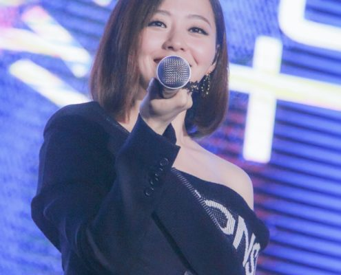 Jane Zhang al Baolong Square Music Live Festival Jane Zhang at Baolong Square Music Live Festival