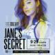 Jane's Secret World Tour in Las Vegas