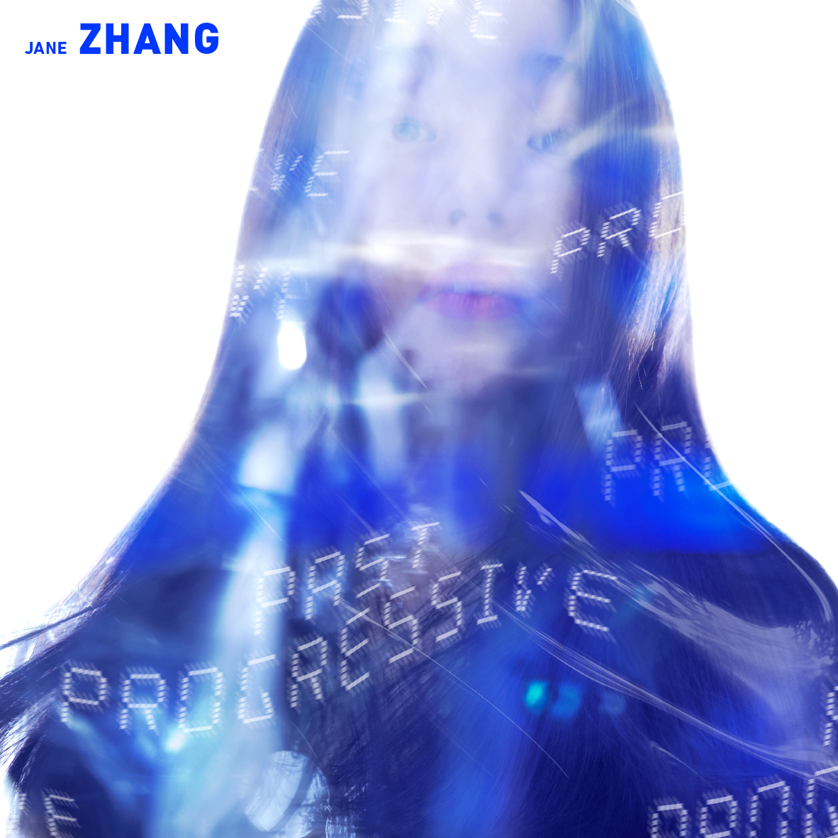 Past Progressive Jane Zhang English album Jane Zhang Think Like a Man
